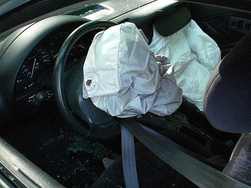 Airbags have saved thousands of lives since their introdution, but Takata's airbags are potentially deadly when they deploy