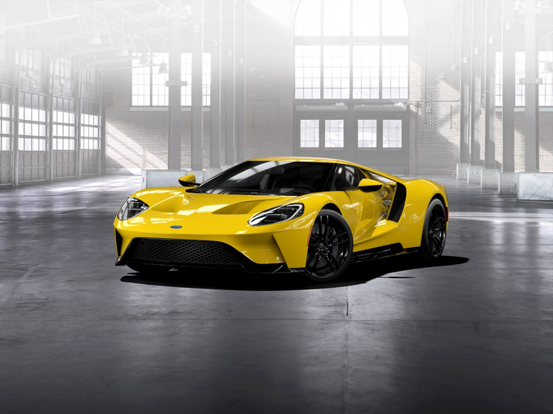 Ford Will Choose Whos Worthy To Own A   Gt Supercar