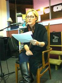 Kelly Fordon, author of