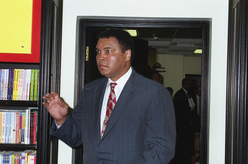 Muhammad Ali lived with Parkinson's Disease longer than his career as a boxer
