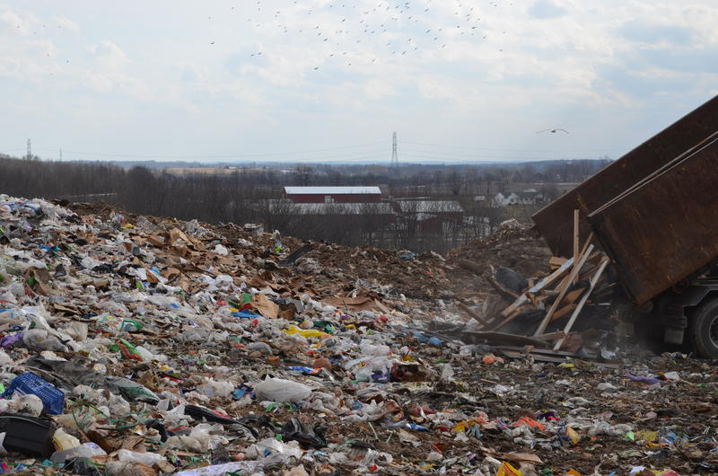 40 percent of the material going into West Michigan's landfills is organic and can be recycled.