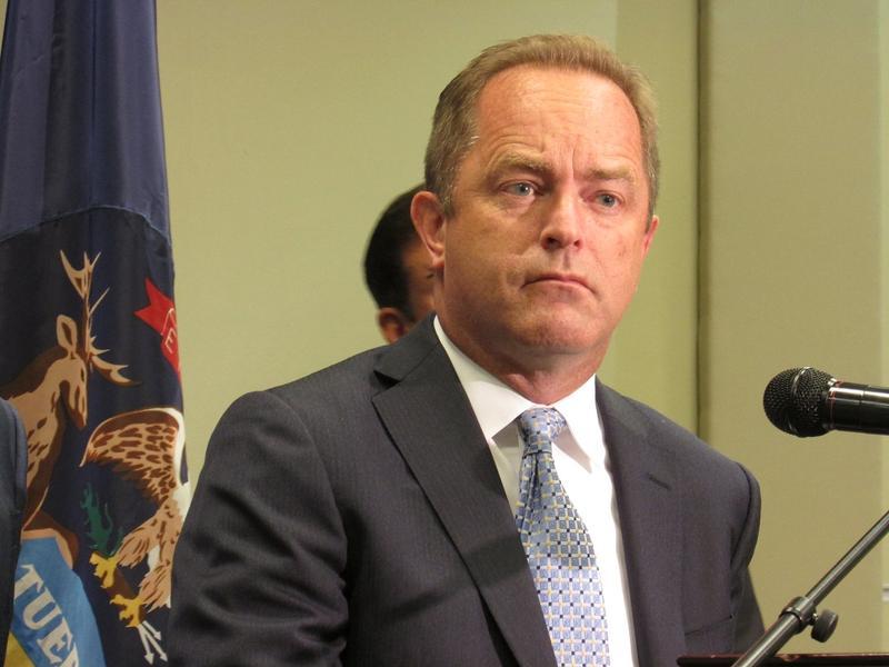 Special Prosecutor Todd Flood