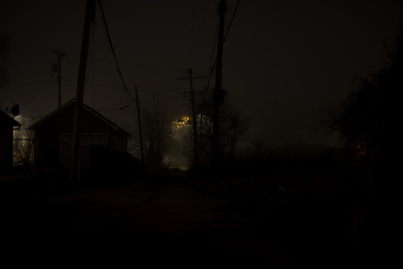 """We're losing our darkness in Detroit. I'm not actually happy about it,"" Newell said."