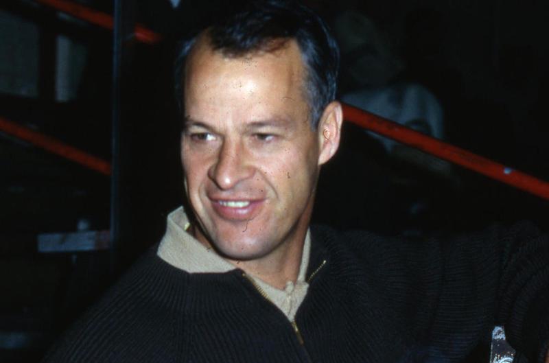 Gordie Howe circa 1966.