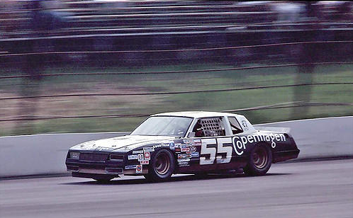 Benny Parsons won 21 career races, including the 1973 NASCAR championship and the 1975 Daytona 500