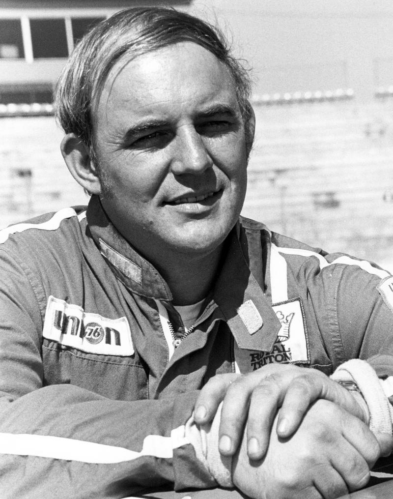 Benny Parsons broke into NASCAR at the age of 22 and won the 1973 Winston Cup and the 1975 Daytona 500