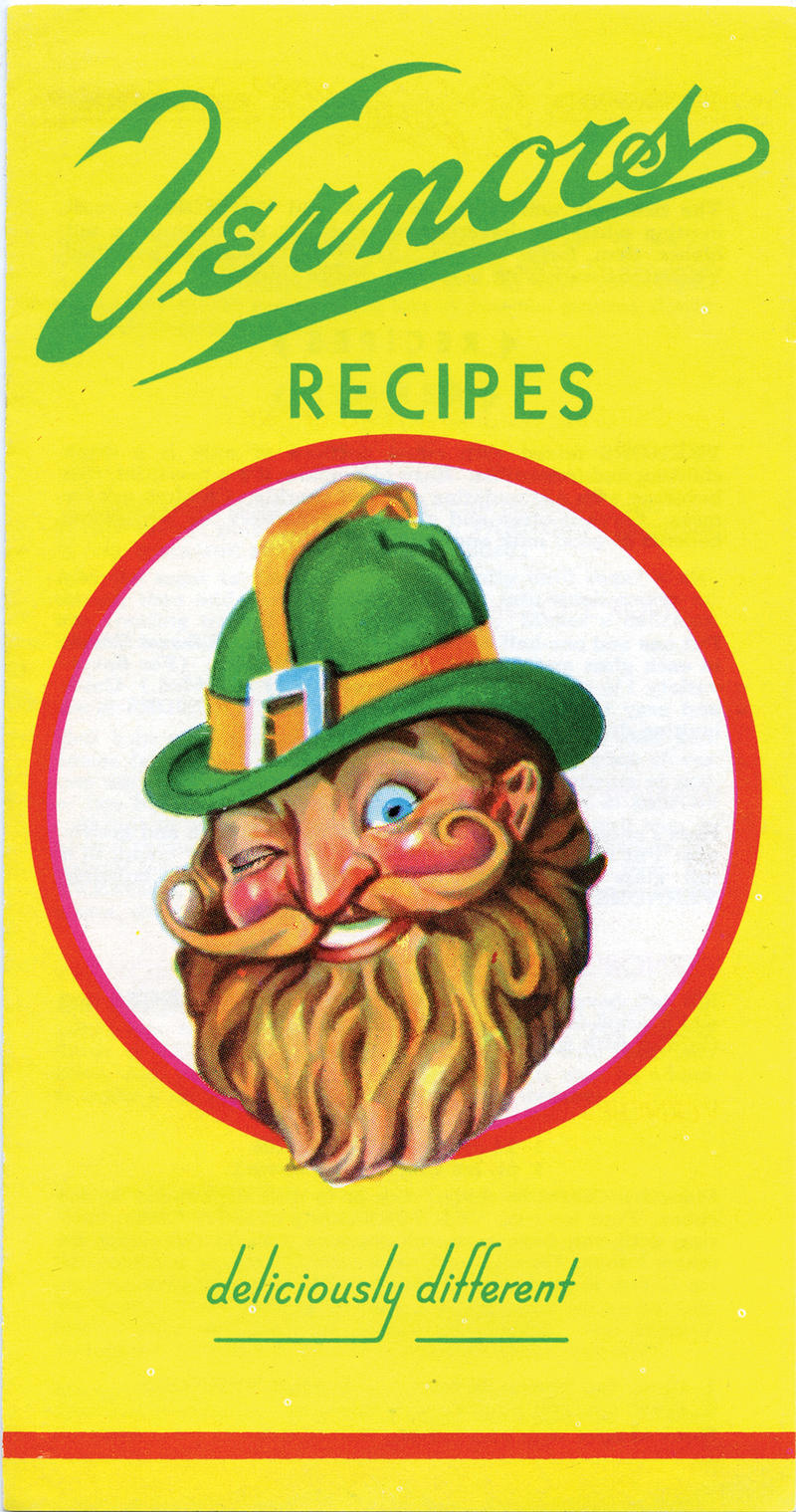 From a Vernors recipe booklet from the 1950s.