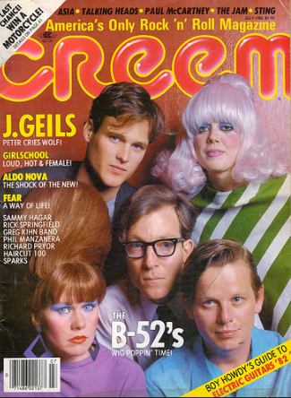 A new documentary tracks how CREEM Magazine became one of the world's biggest music magazines.