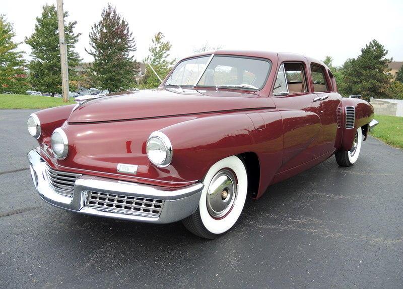 1948 Tucker sedan