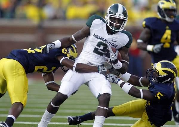 U of M and MSU will face off on Oct. 29