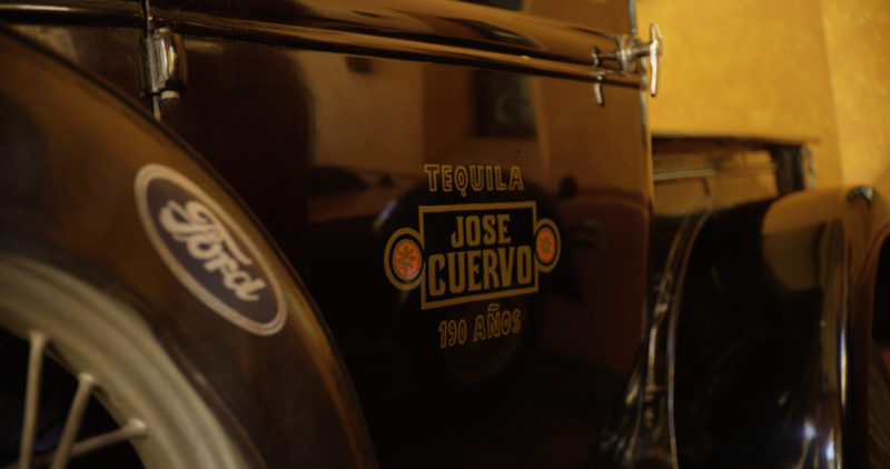 Ford is partnering with Jose Cuervo to turn leftover agave fiber into plastic for cars.