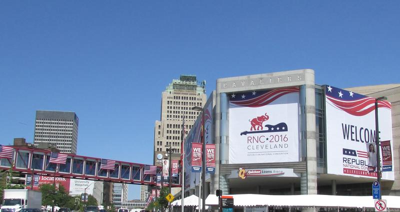 Next week, Cleveland will play host to the 2016 Republican National Convention.