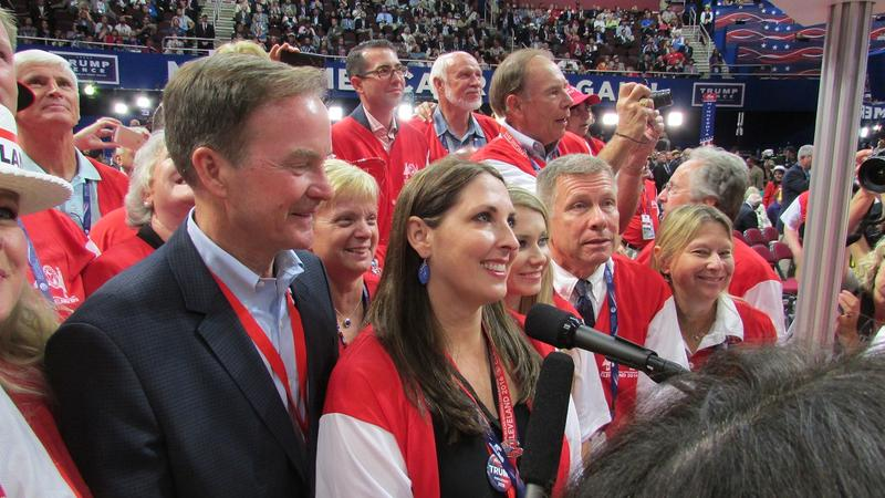 Michigan delegates to the Republican National Convention