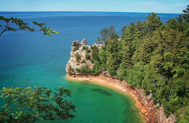Pictured Rocks is struggling to adjust to housing and economic changes caused by a surge in tourism.