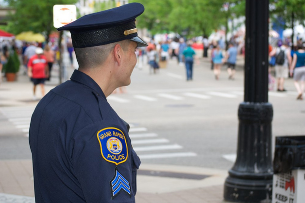 According to Grand Rapids Police Chief David Rahinsky, crime in Grand Rapids has been on the decline in recent years due, in large part, to the relationships that law enforcement has developed with immigrant communities.