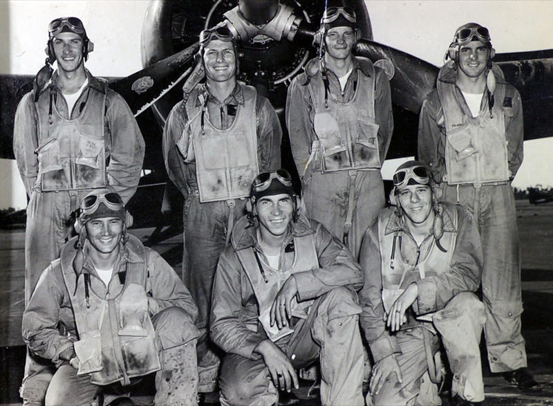World War II pilots that trained on Lake Michigan.