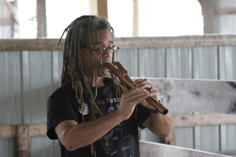 """""""The skill and the musicianship that I have experienced around this state is just astounding,"""" Monts said."""