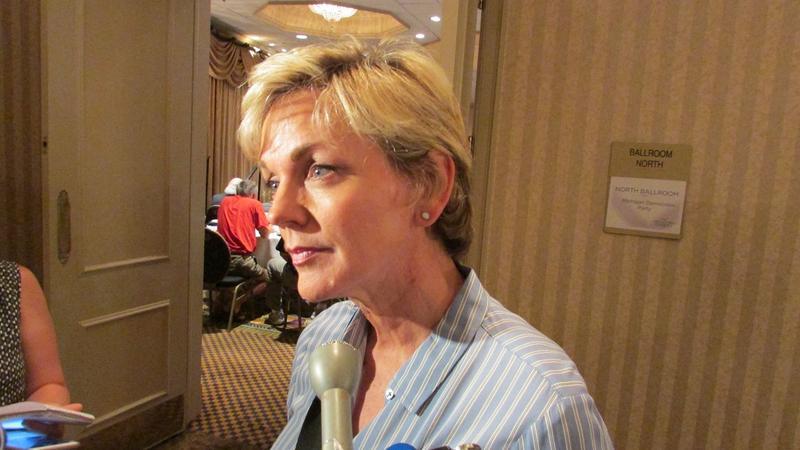 Fmr. Gov. Jennifer Granholm will be part of Hillary Clinton's White House transition team
