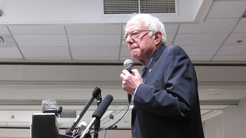 Bernie Sanders won't be on the ballot, but his presence may be felt for many years ahead for Michigan Democrats.