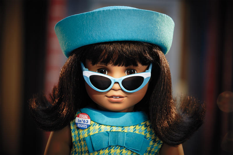 In choosing the skin color and hair for Melody, the advisory board was intent on creating a doll that children could relate to.