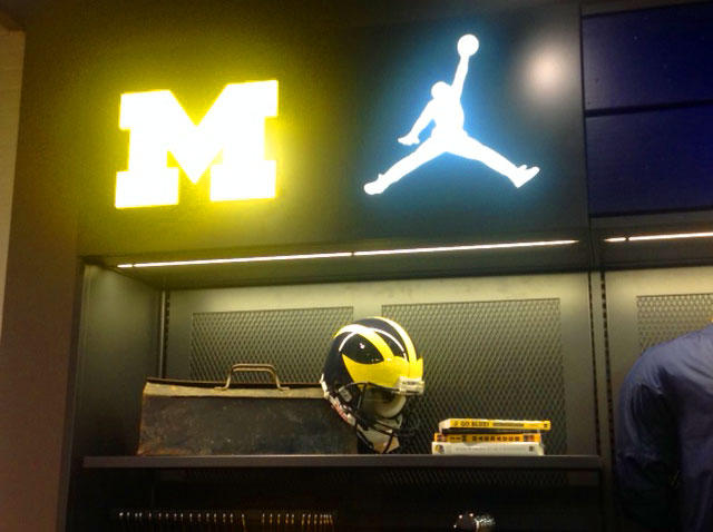 The University of Michigan and Nike have a new agreement that will last at 11 eleven years and could be extended to 15.