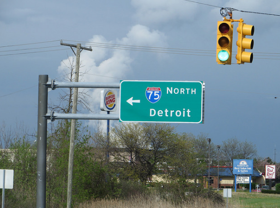 Today marks the beginning of MDOT's $1.3 billion project to reconstruct I-75.