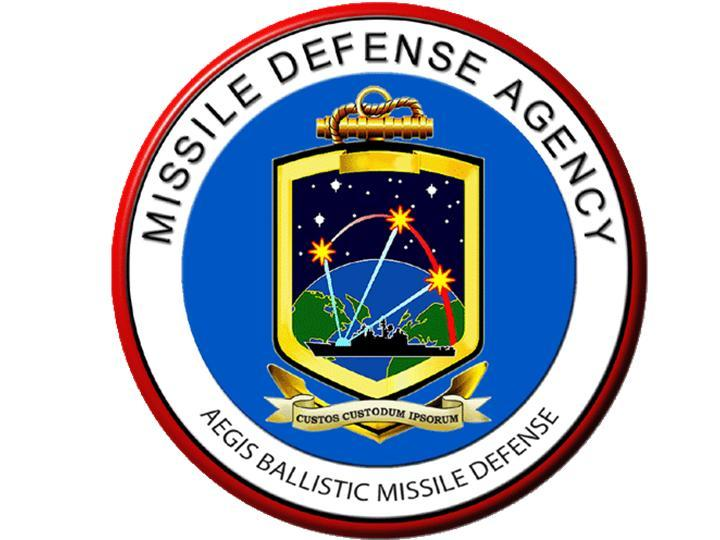 Missile Defense agency logo