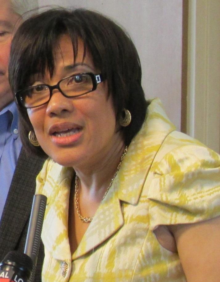 Flint Mayor Karen Weaver (file photo)