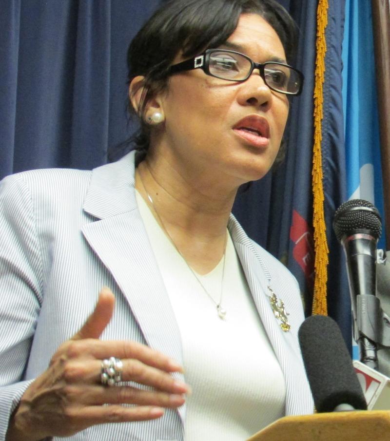 Flint Mayor Karen Weaver