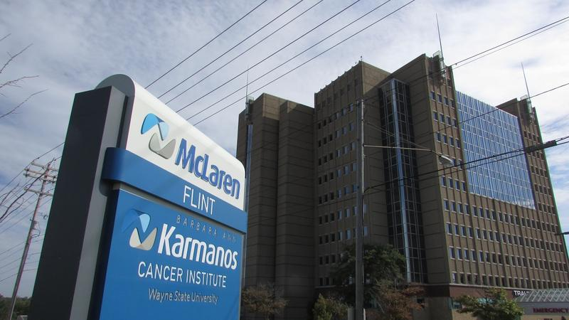 McLaren Hospital in Flint and the Genesee County Health Department have been working with the Centers for Disease Control since a court order is preventing local officials from talking directly with the state health department.