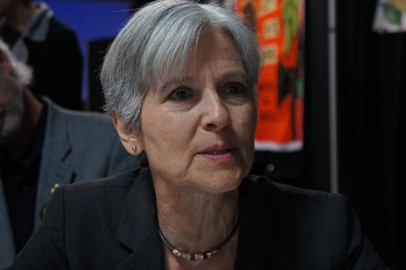 Green Party candidate Dr. Jill Stein says the Republicans and Democrats do not own anyone's vote.