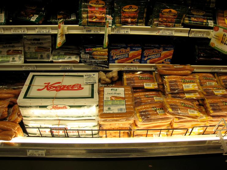 Photo of Koegel Meats.