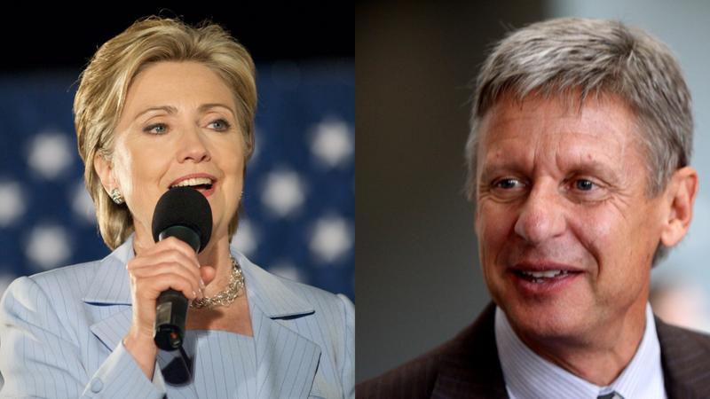 Endorsements for president: The Cincinnati Enquirer chose Hillary Clinton. The Detroit News chose Gary Johnson.