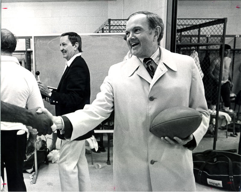The late Ralph C. Wilson Jr. was owner of the Buffalo Bills and a long-time resident of the Detroit area. His namesake foundation will focus its philanthropic efforts on the Detroit and Buffalo areas.