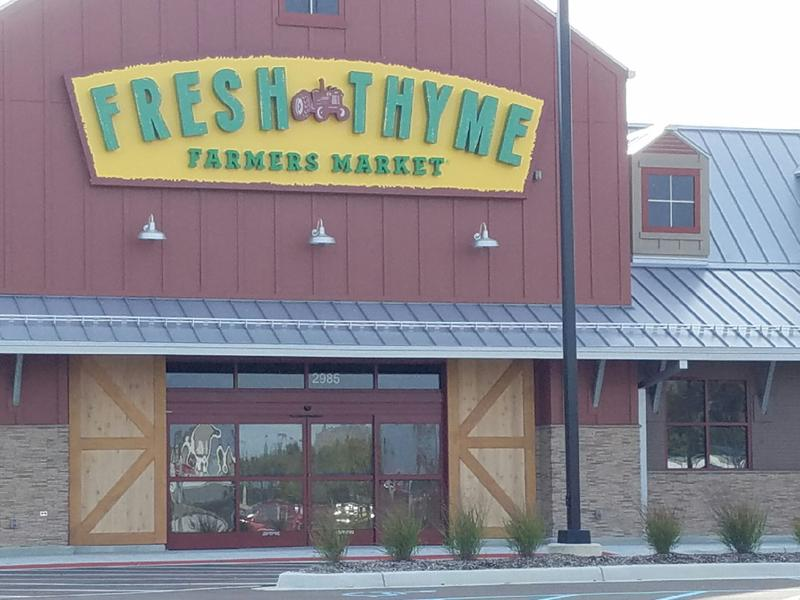 According to Manes, Meijer has been reluctant to reveal the extent of its connection to the Fresh Thyme brand.