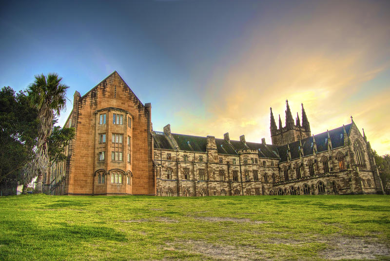 St John's College at the University of Sydney