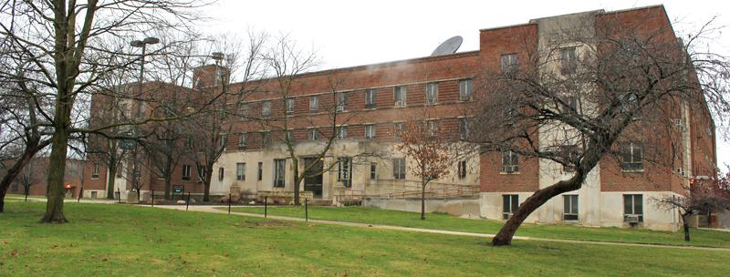 Eastern Michigan University's King Hall