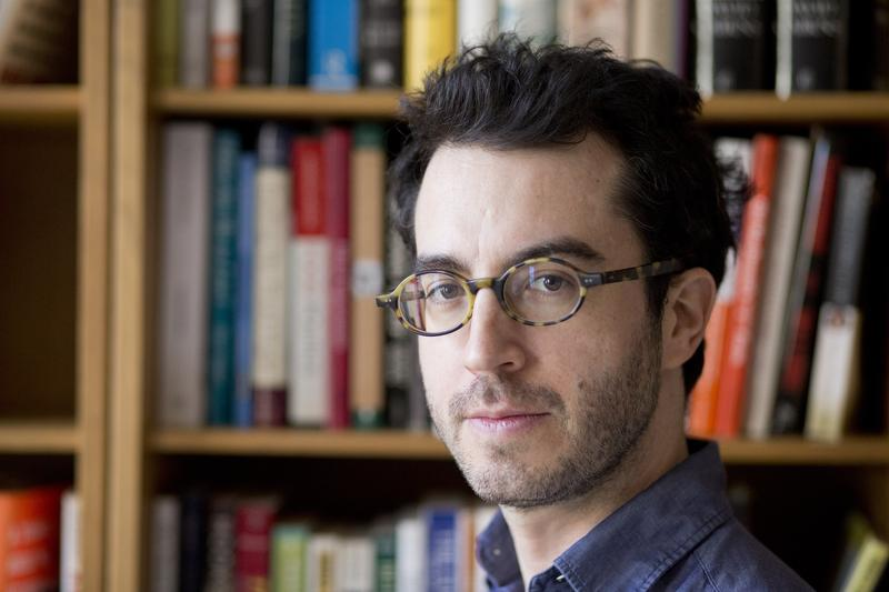 "Jonathan Safran Foer's new book, ""Here I Am,"" is his first novel in 11 years. He's also the author of ""Everything is Illuminated"" and ""Extremely Loud and Incredibly Close."""