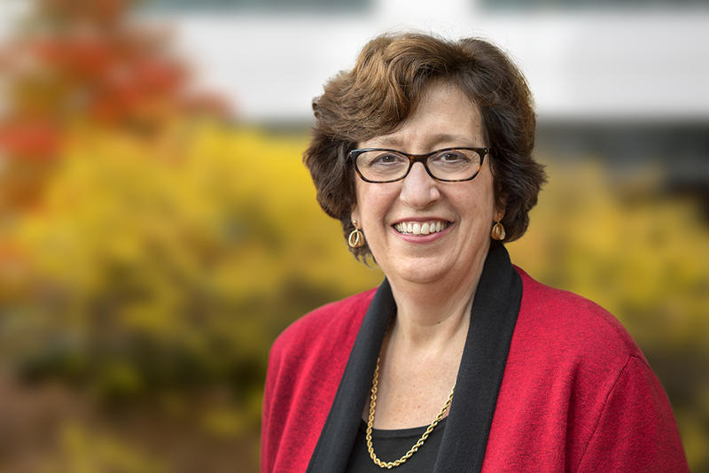 University of Michigan Provost Martha Pollack