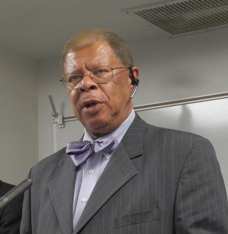 Former Ingham County Prosecutor Stuart Dunnings III.