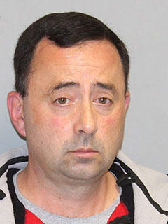Larry Nassar mug shot
