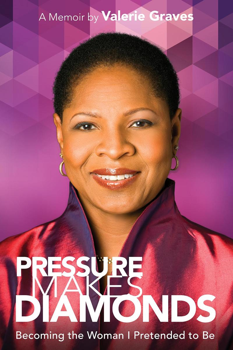 """Pressure Makes Diamonds: Becoming the Woman I Pretended to Be"""