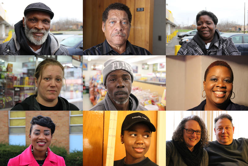 People in Flint shared how things are going today for them. Visit myflintstory.tumblr.com to hear them.