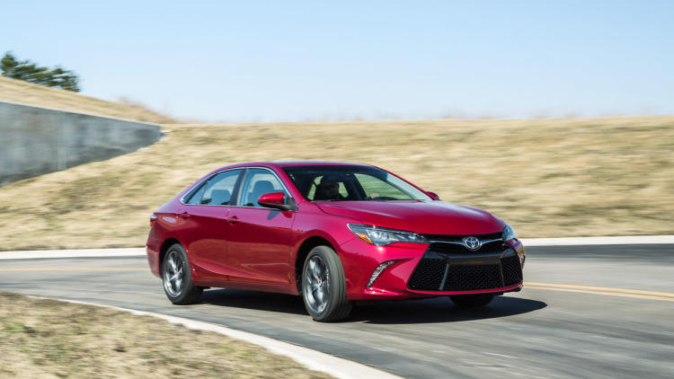 While still the best-selling sedan in U.S., Toyota Camry sales dropped 10% in 2016.