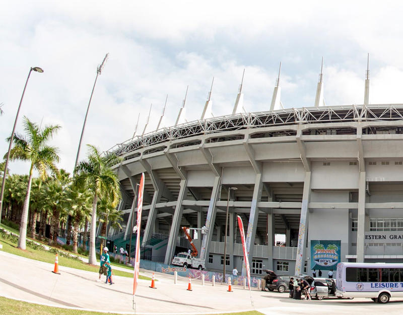 Thomas A. Robinson National Stadium