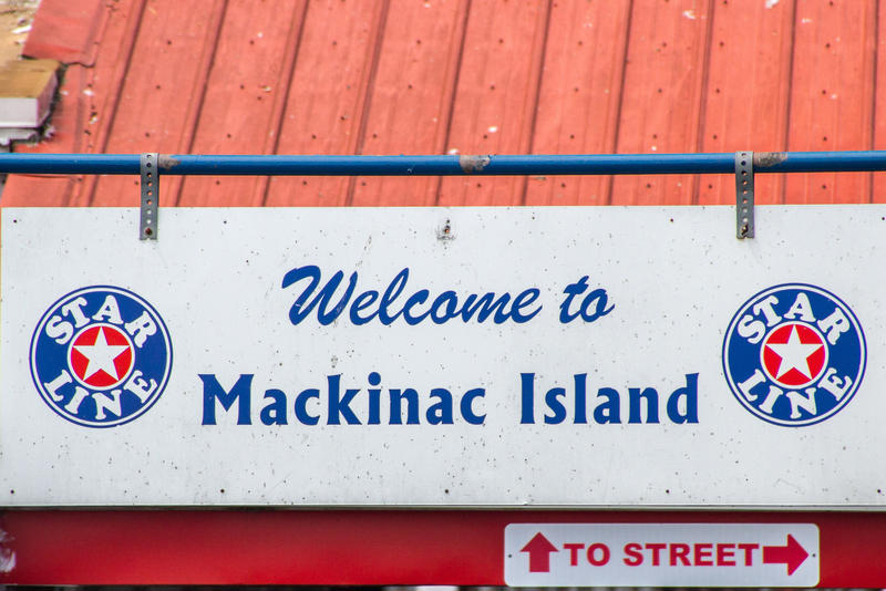There are so many people, places and things in Michigan that are mispronounced, like Mackinac Island.