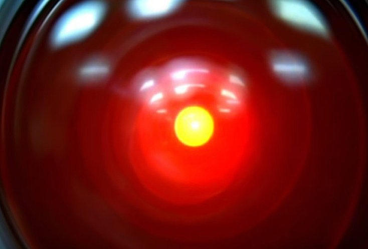 "This is HAL 9000, antagonist in the novel (and film) 2001: A Space Odyssey. Hintze said HAL is an ""expert system"" that's likely a type 1 machine, or poorly designed type 2, that compares a collection of rules and statements with the environment."