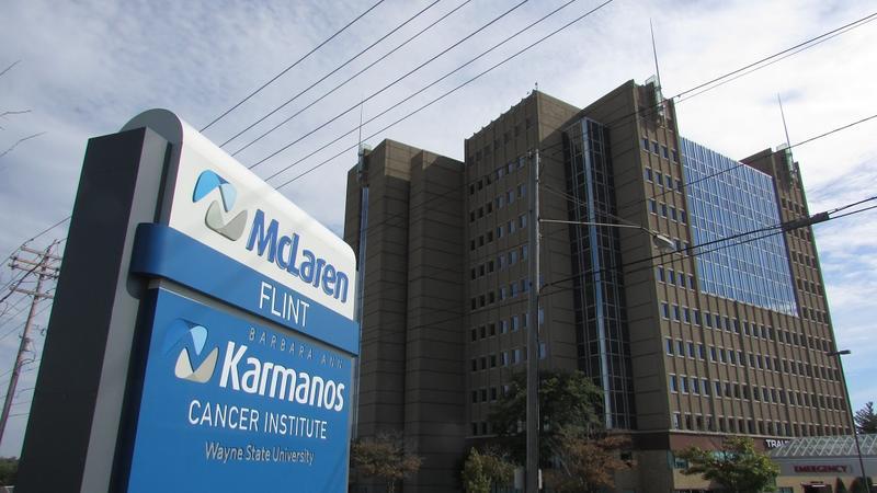 McLaren Hospital in Flint