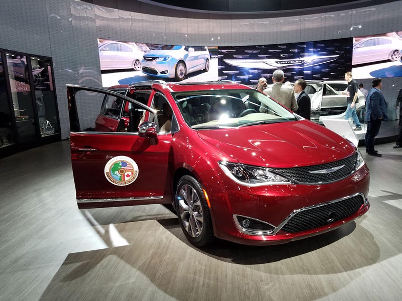 The Chrysler Pacifica
