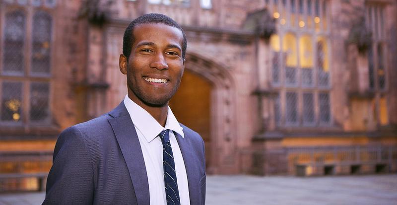 Rhodes scholar Aaron Robertson